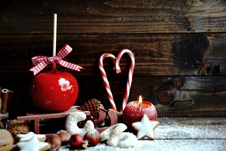 Knackige Karamelläpfel