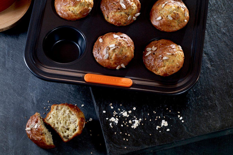 Eiweiß-Muffins