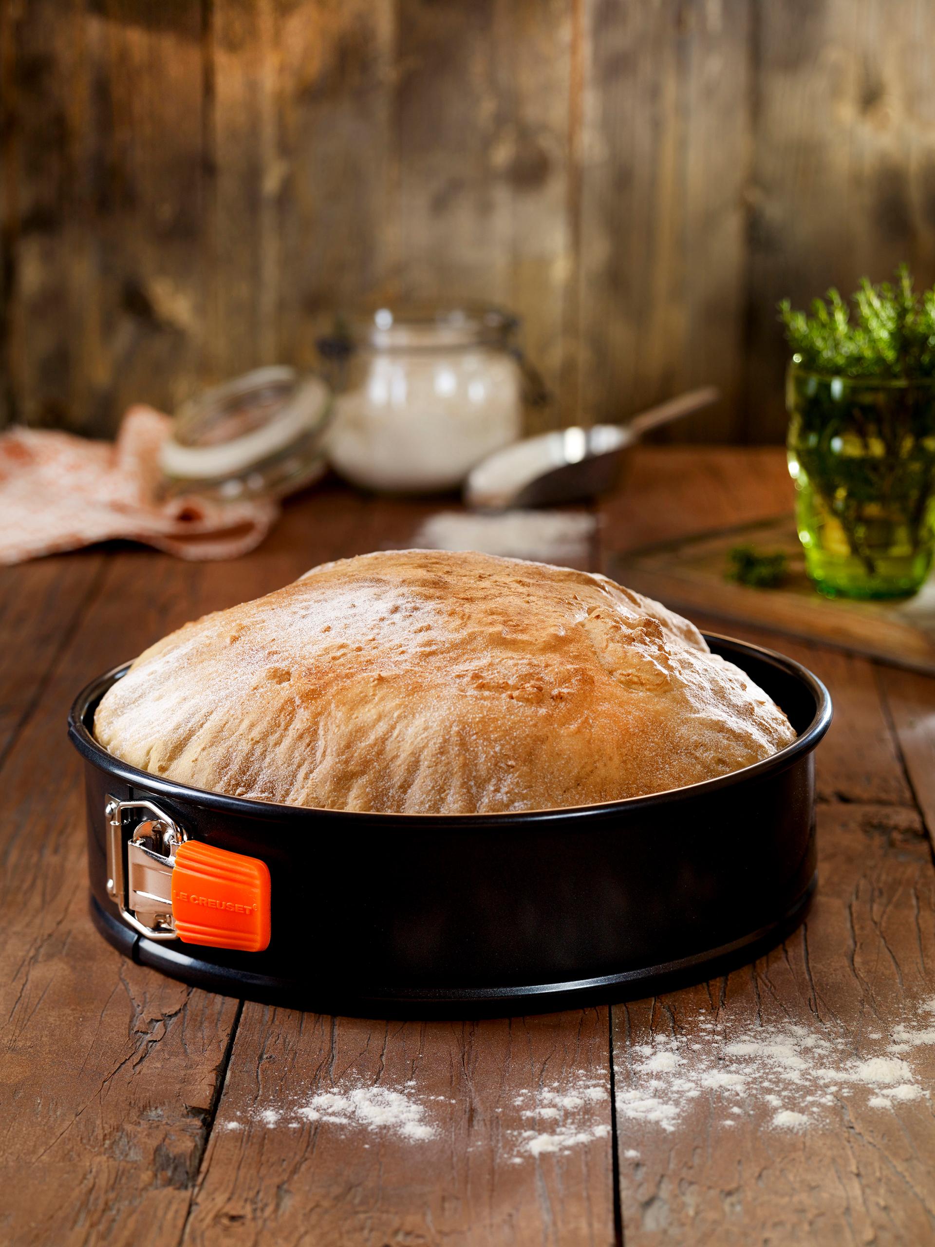Das No Knead Bread gelingt auch Anfängern