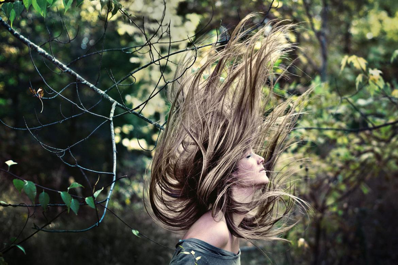 Ich hab' die Haare schön! Oder so ...