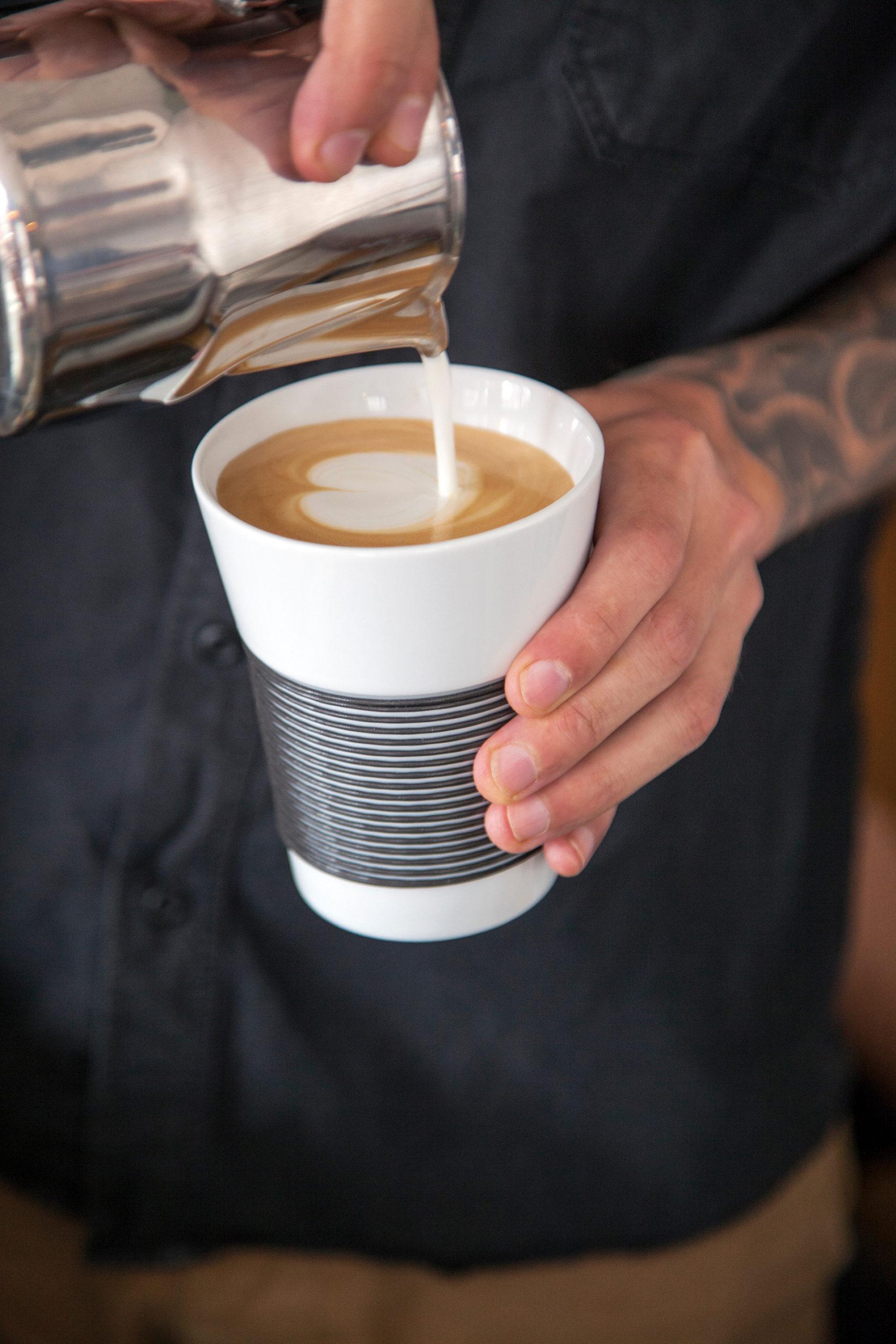 Latte Art mit »cupit«
