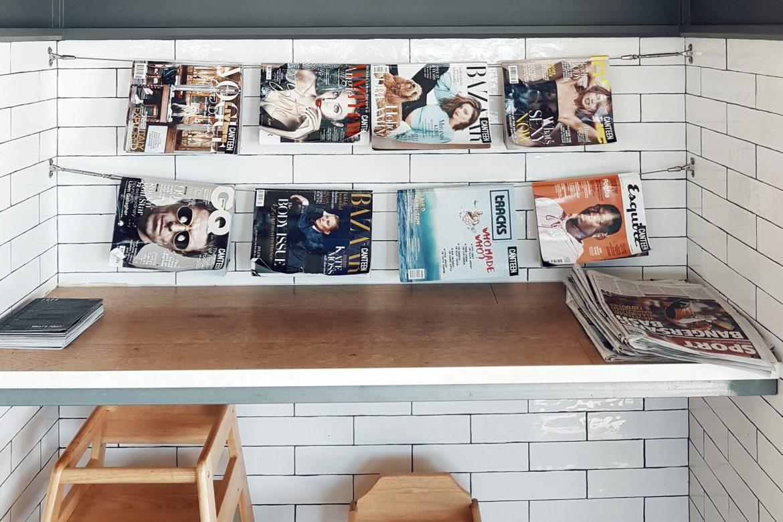 Miste deine alten Zeitschriften aus!