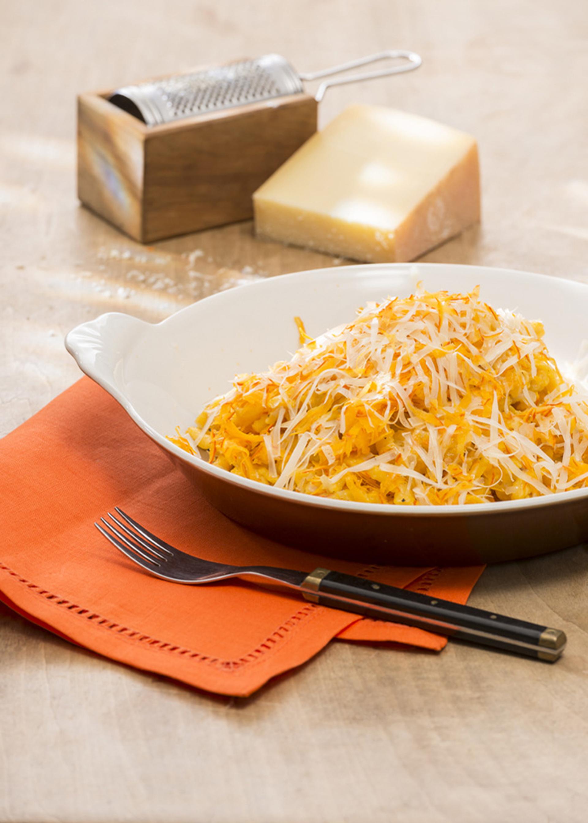 Lecker, gesund und einfach magisch: Kürbis-Käse-Spätzle
