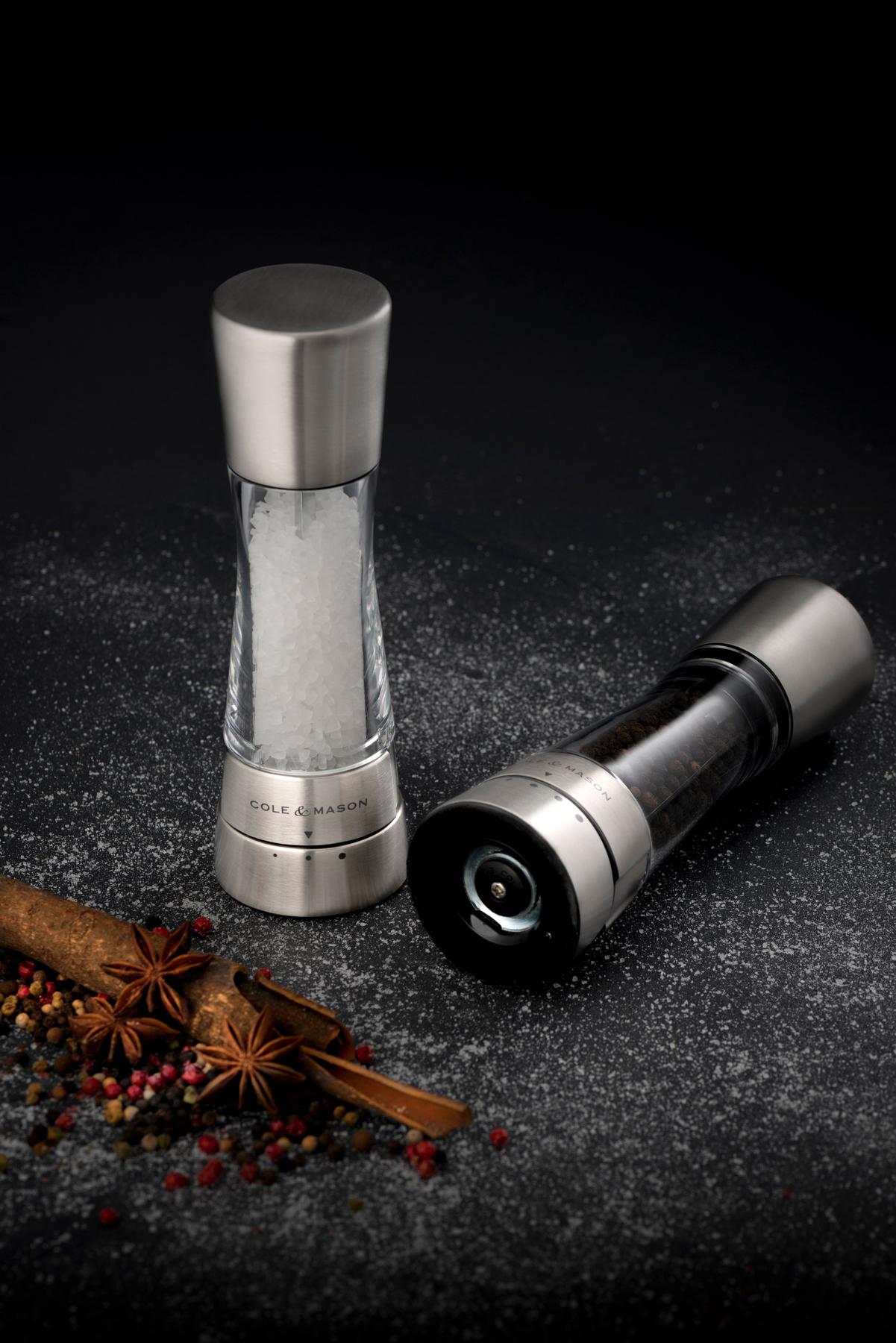 Derwent Salz- und Pfeffermühlen