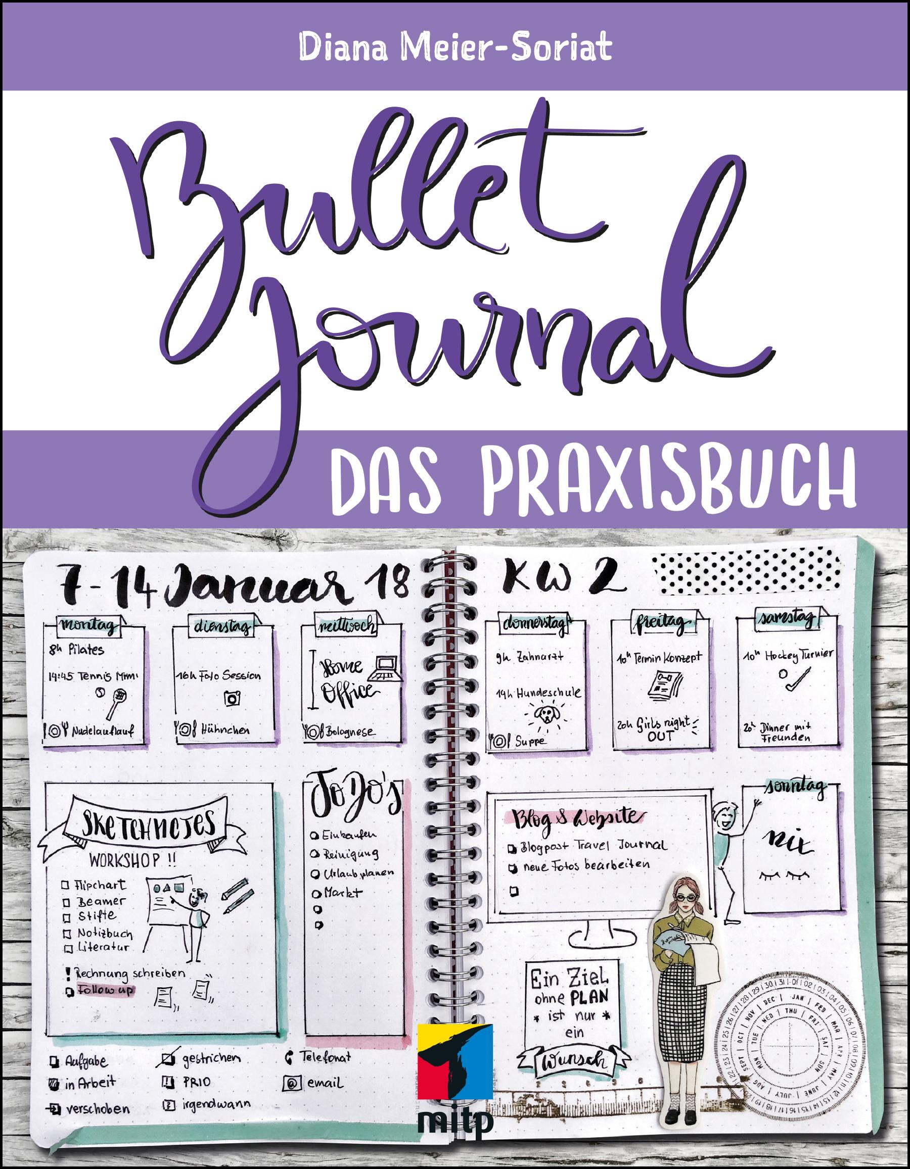 Bullet Journal – Das Praxisbuch