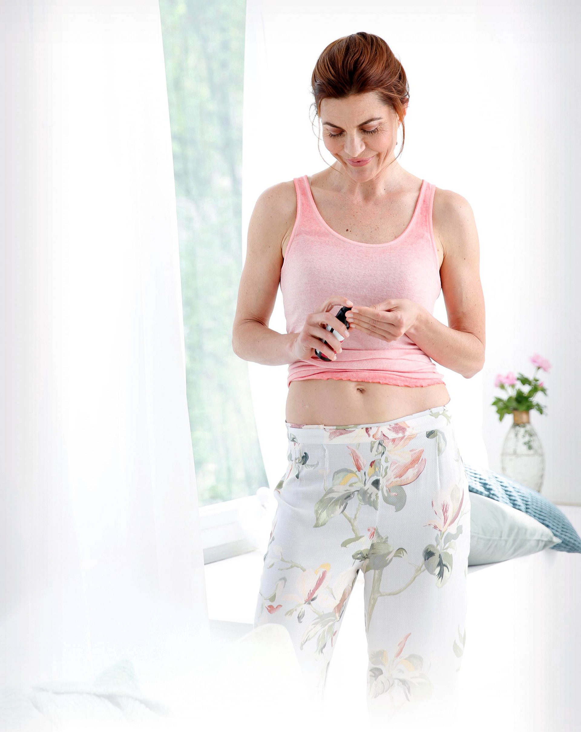 Aromatherapie begleitet Frauen entspannend und ausgleichend durch alle Lebensphasen