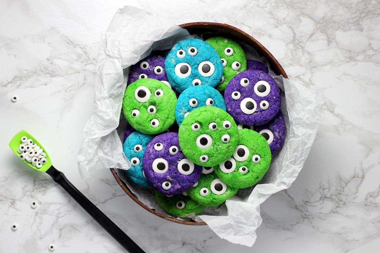 Lotti's Monster Cookies