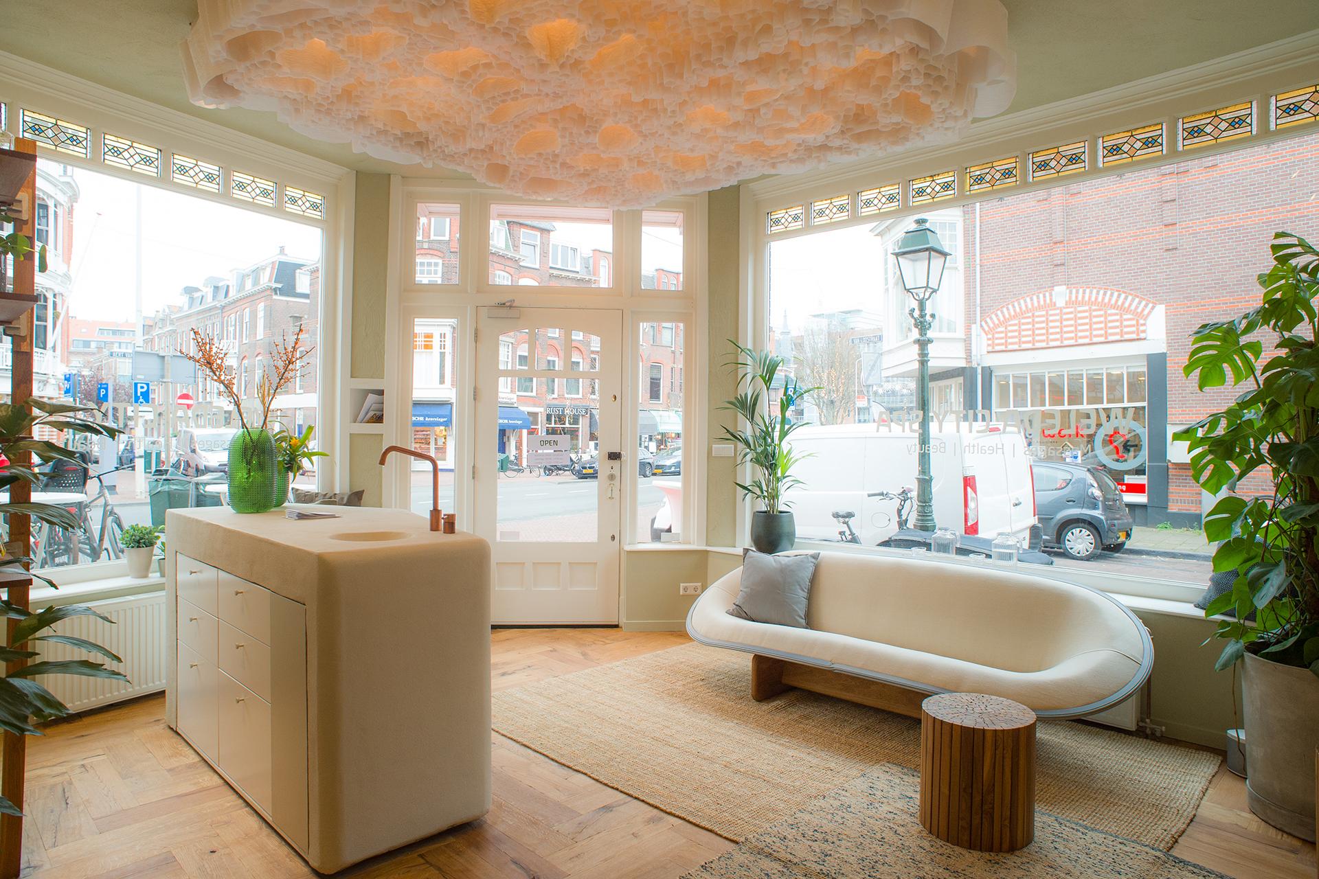 Die Weleda Spas sind zentral gelegen und bieten eine Auszeit inmitten des urbanen Rummels (im Bild: Den Haag)