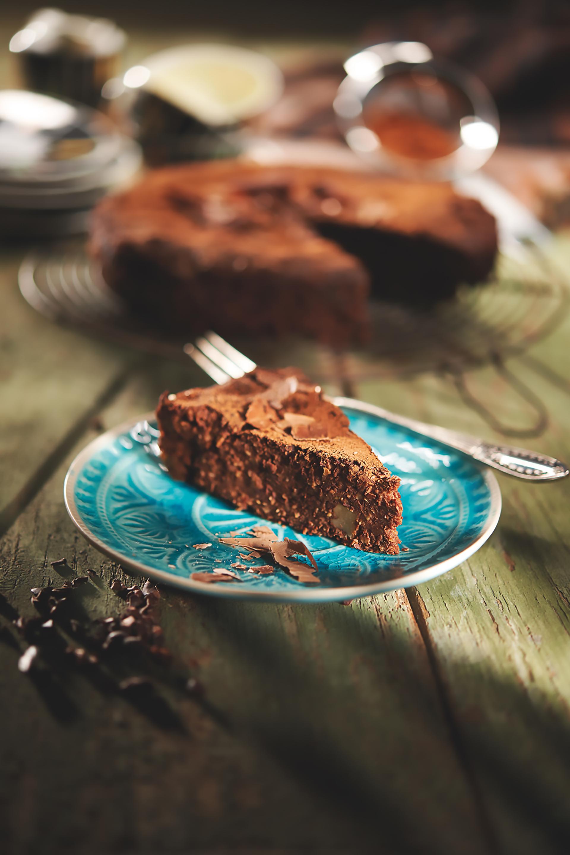 Einfach nur lecker: Brownie-Kuchen aus dem Schnellkochtopf