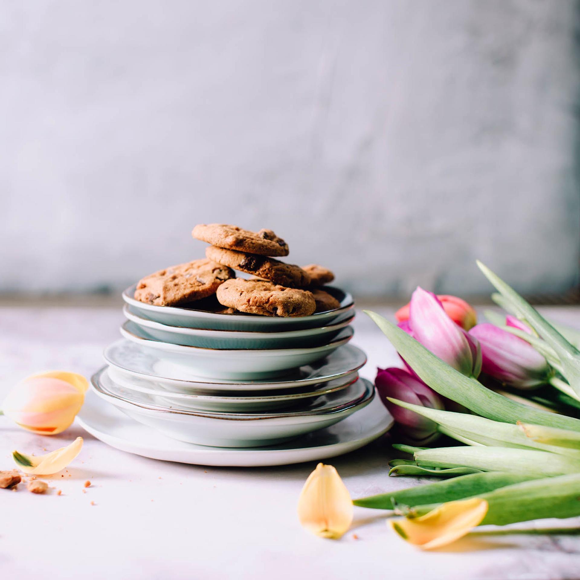 Unwiderstehlich: Mandel-Kaffee-Kekse