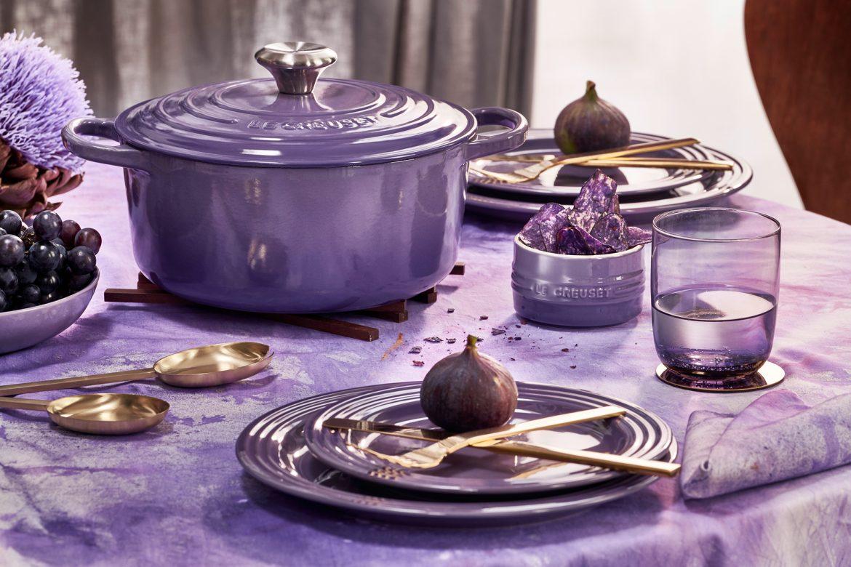 Ultra Violet von Le Creuset - Inspiration trifft kulinarischen Lifestyle