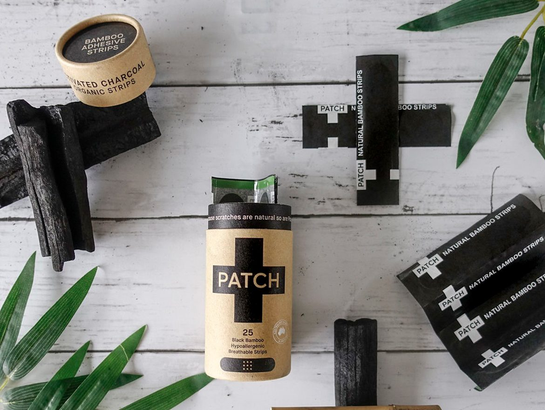 PATCH – Pflaster auf Bambusbasis