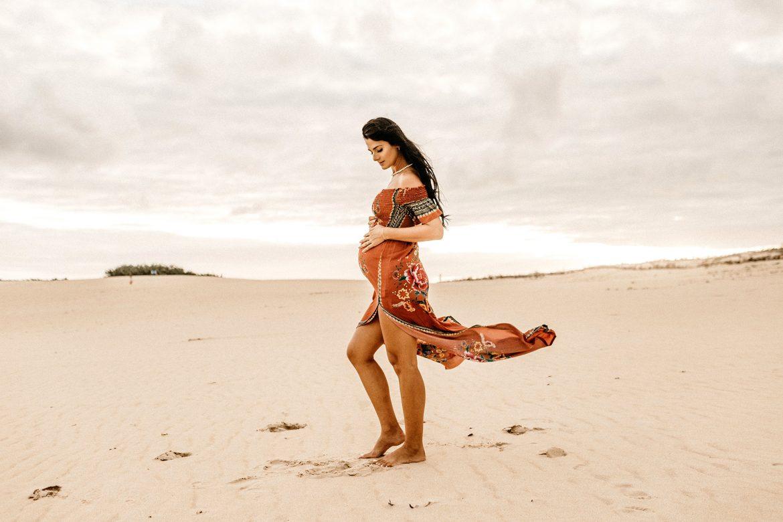 Mit Aromatherapie gut durch die Schwangerschaft