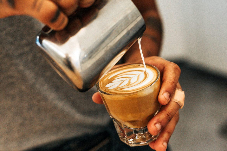 Iced Kahlúa Latte