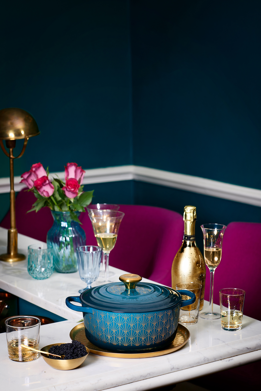 Mit dem Bräter Signature Soirée erhält jedes Dinner Glanz und Glamour