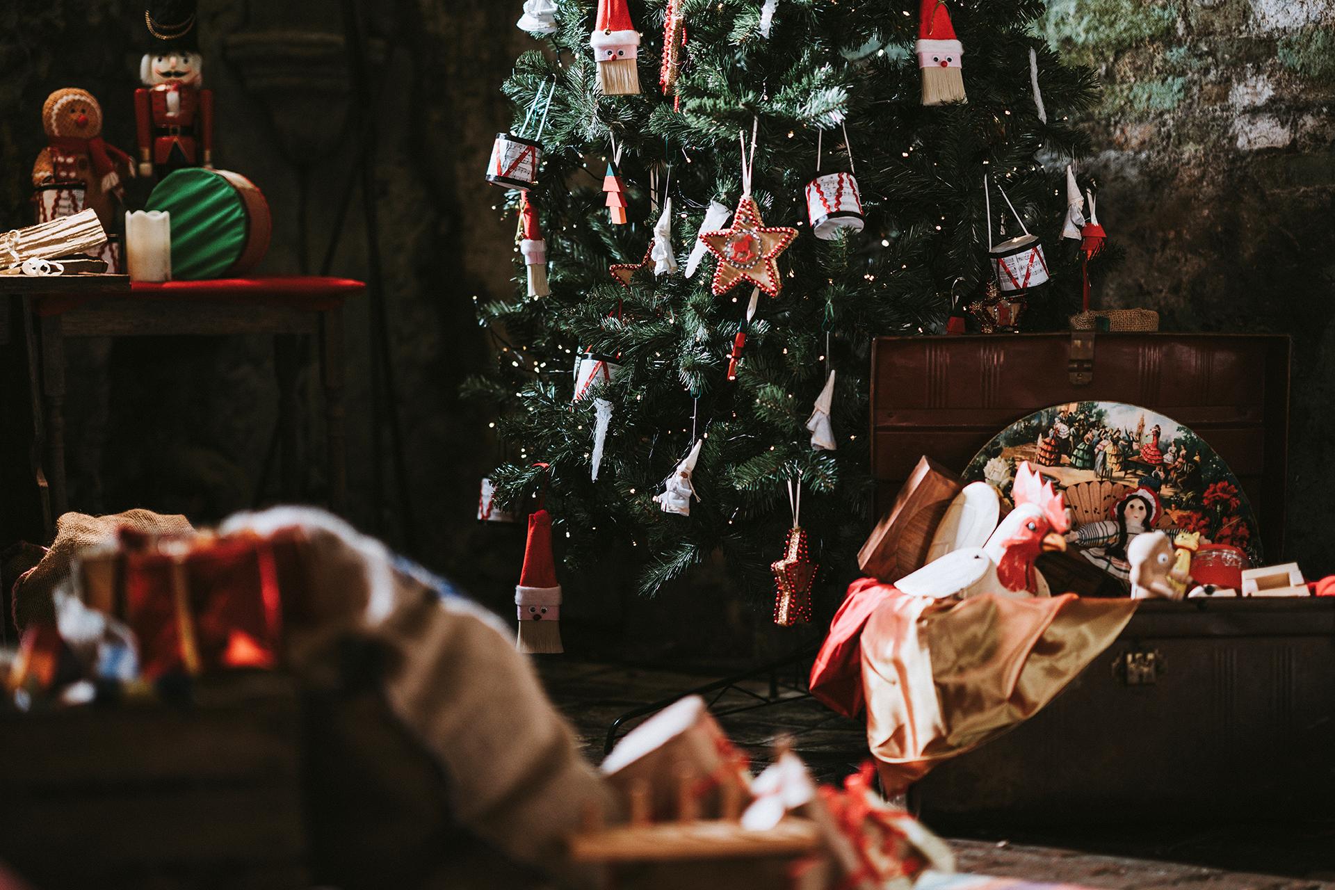 Weihnachten ist ein Fest voller Rituale