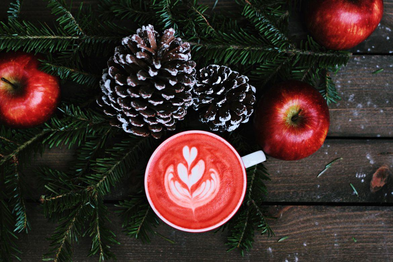 Red Velvet Cappuccino