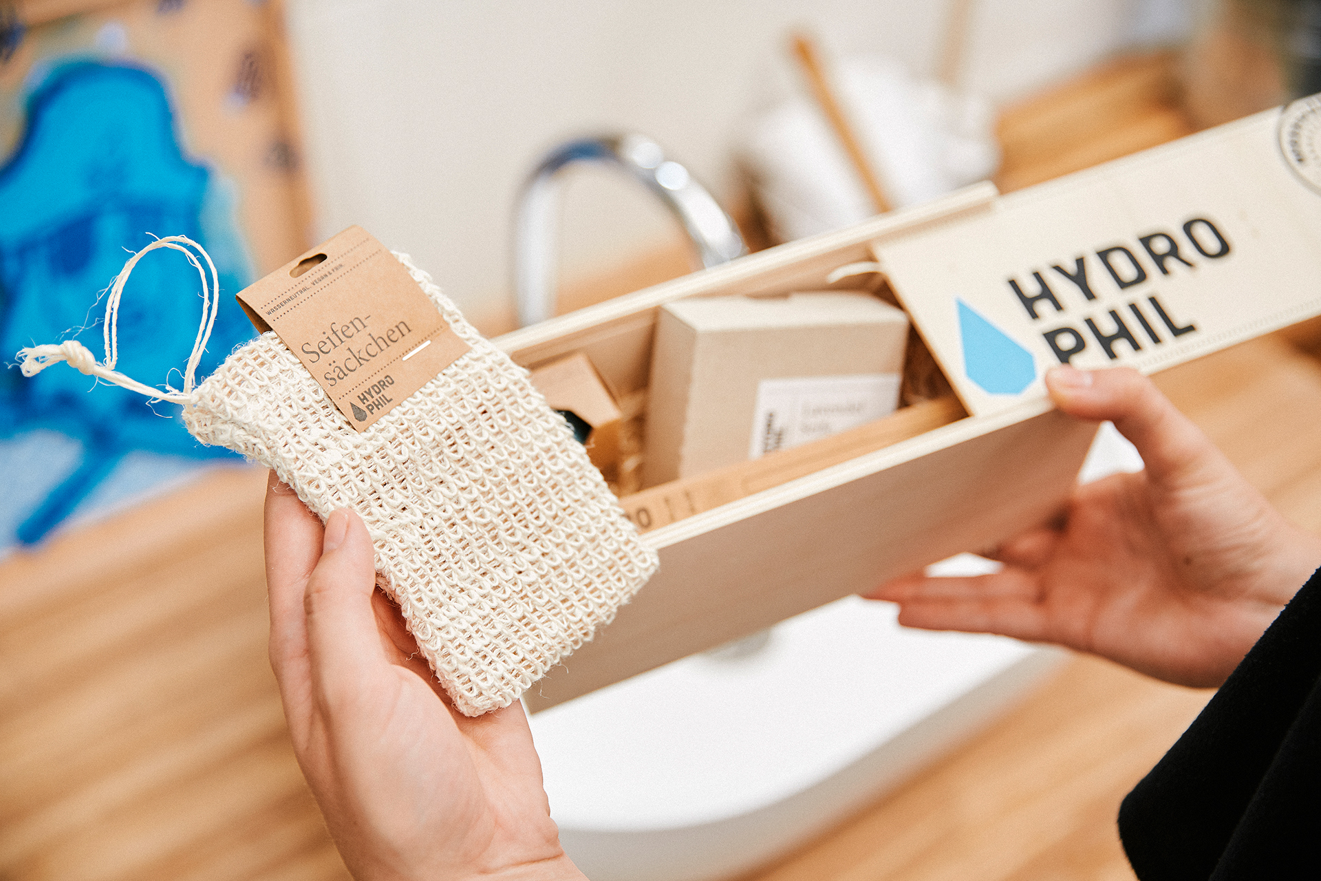 HYDROPHIL Geschenk Box
