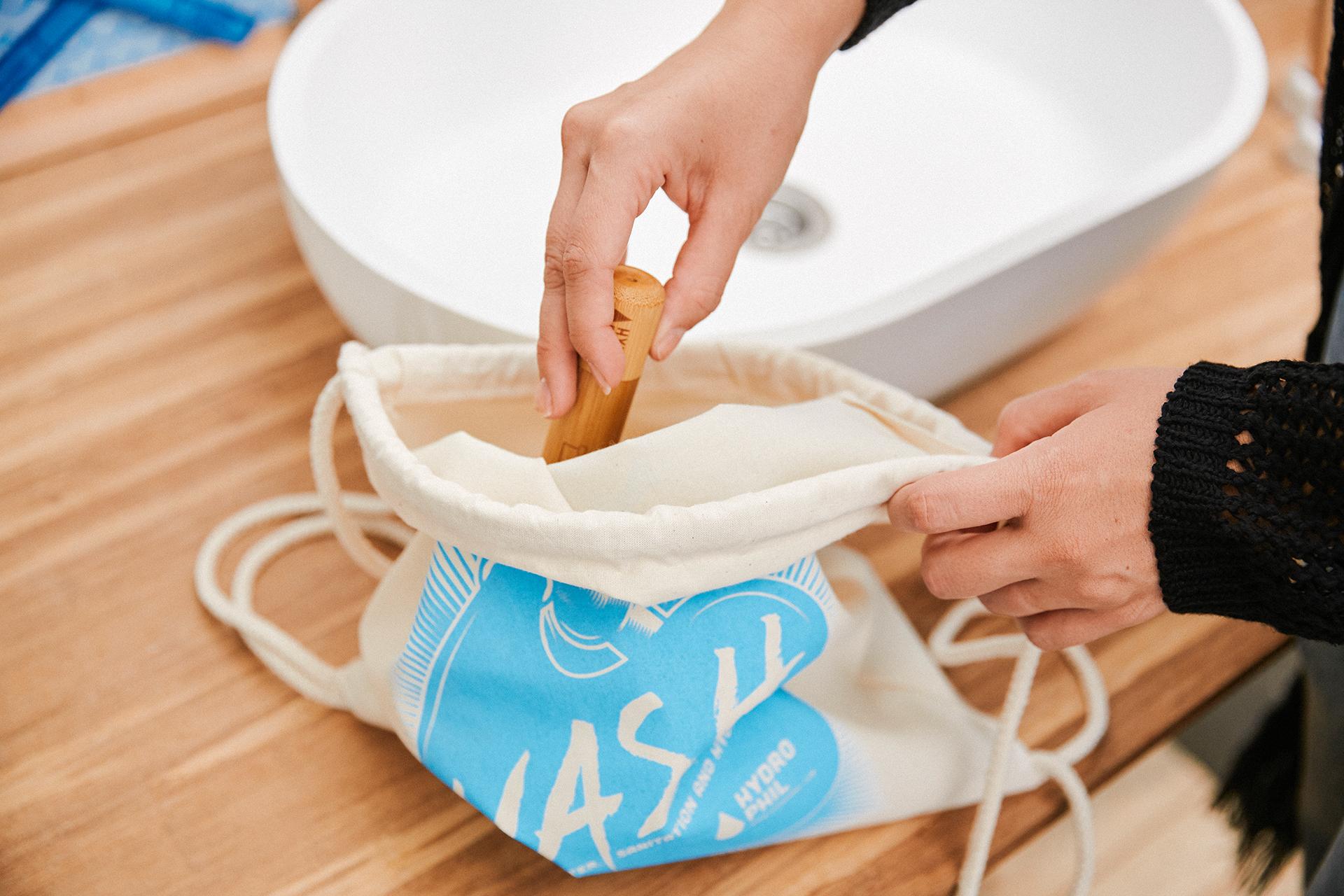 HYDROPHIL Wash Beutel
