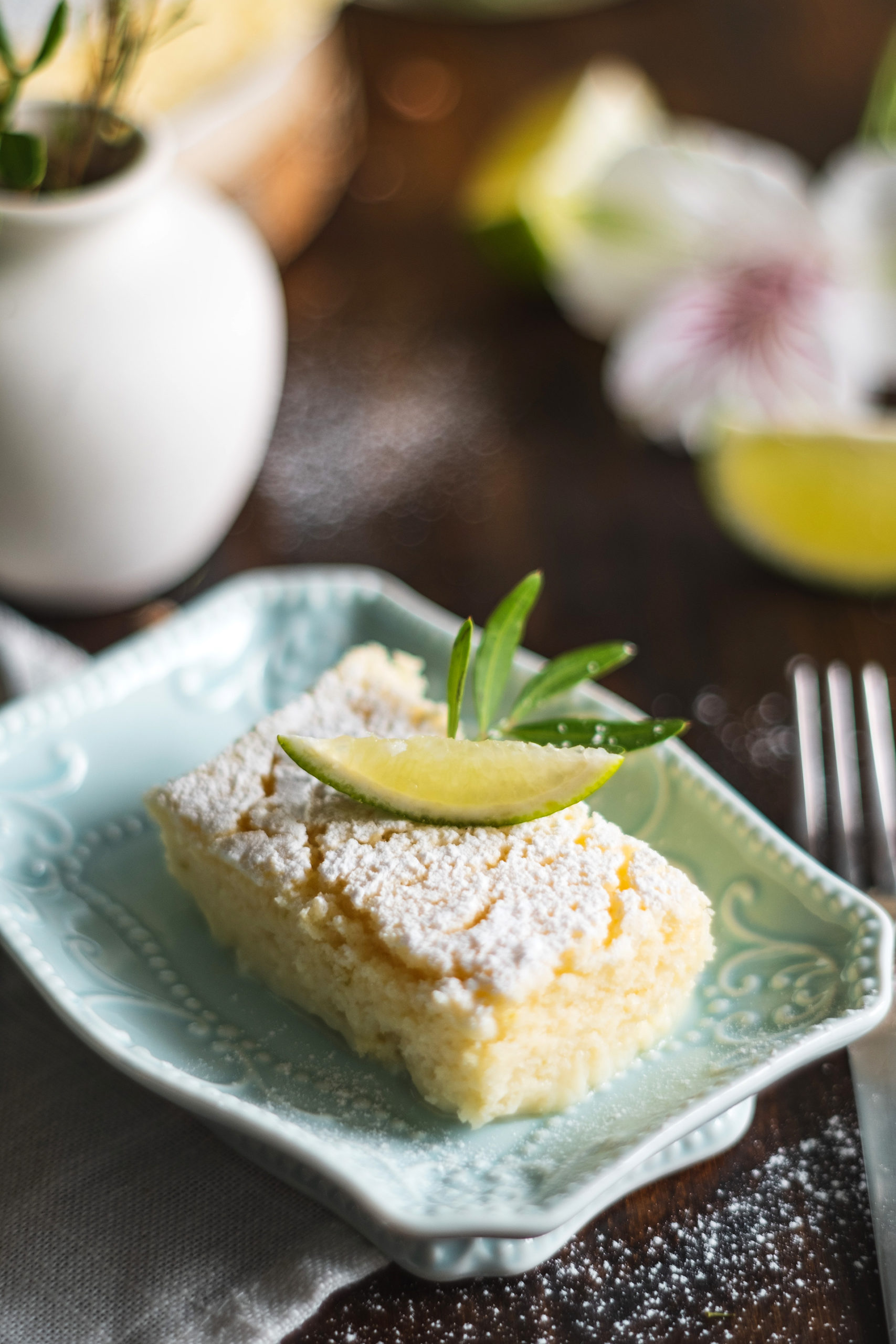 Saftig und süß – Limettenschnitten sind das perfekte Seelenfutter