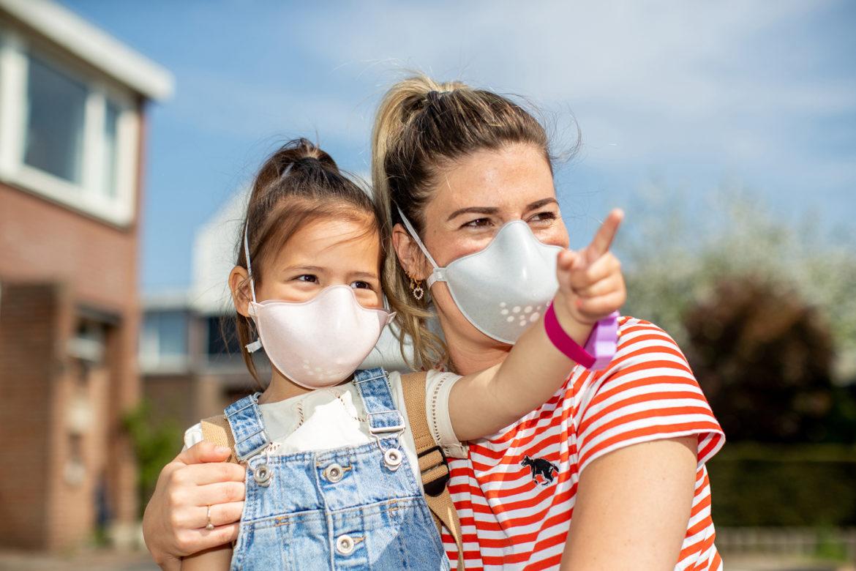 Die »HI Community Maske von koziol