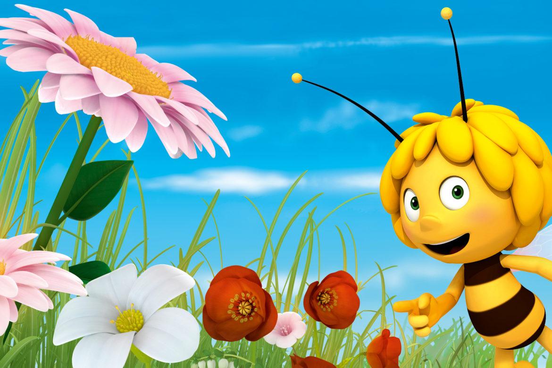 Die Biene Maja summt für den Insektenschutz