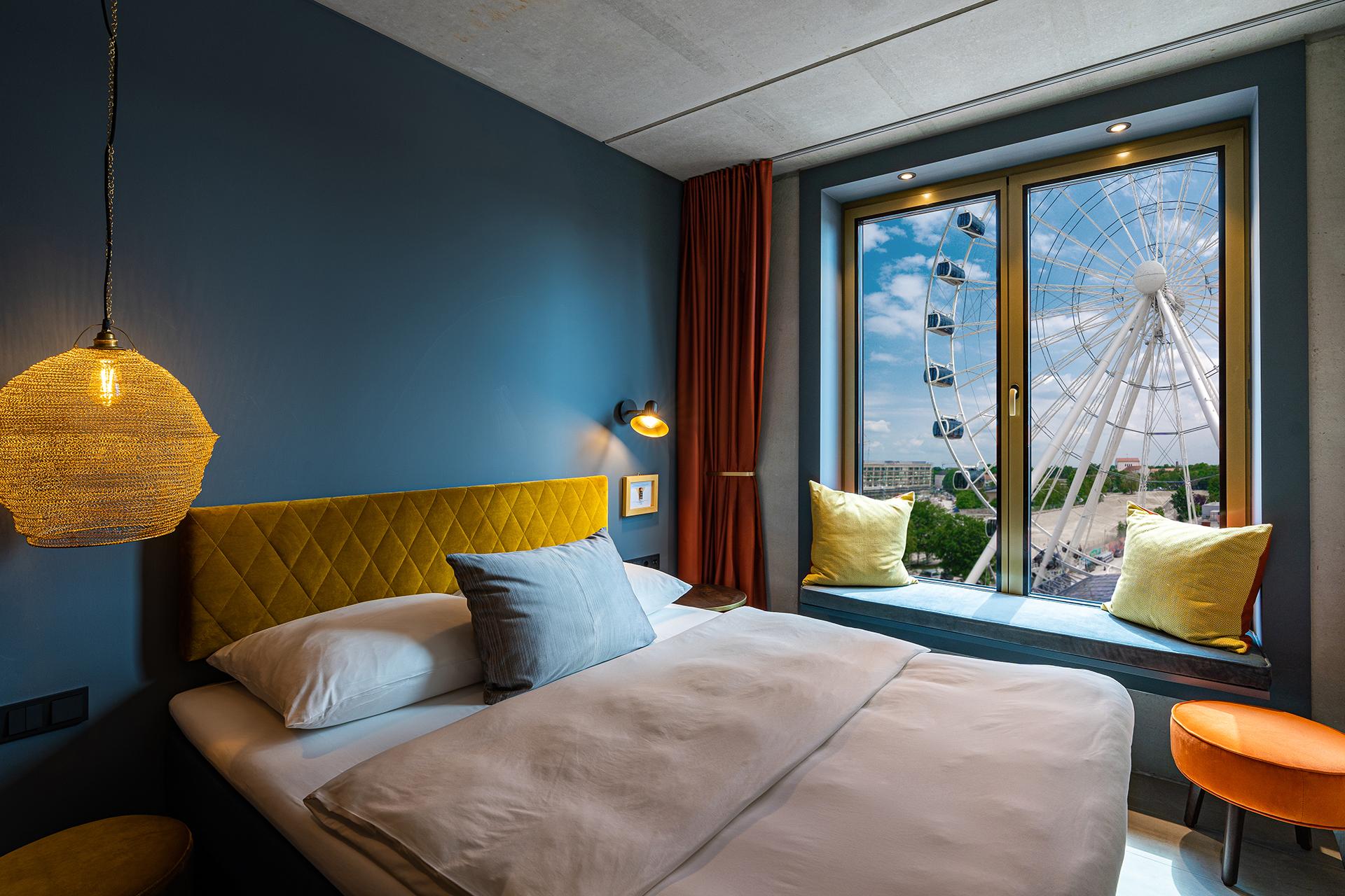 Zimmer im gambino hotel WERKSVIERTEL