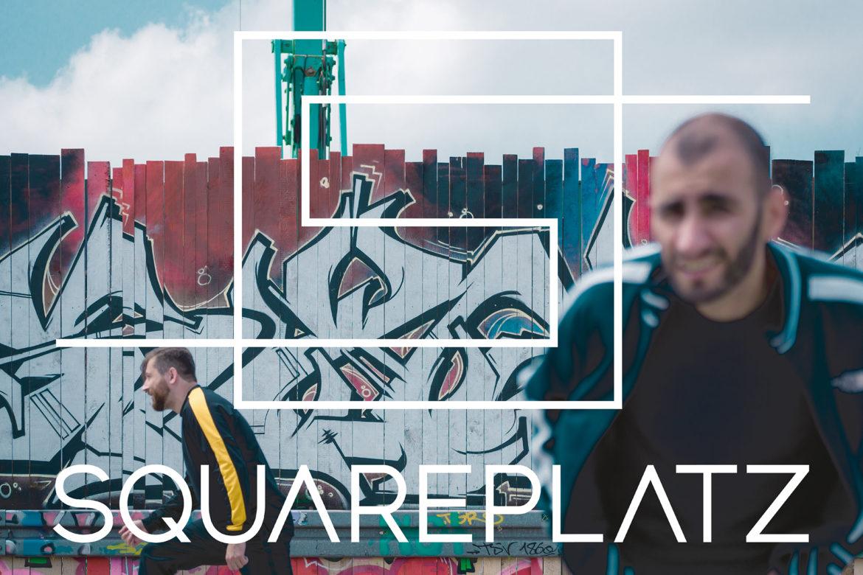 Squareplatz feiert die 90er
