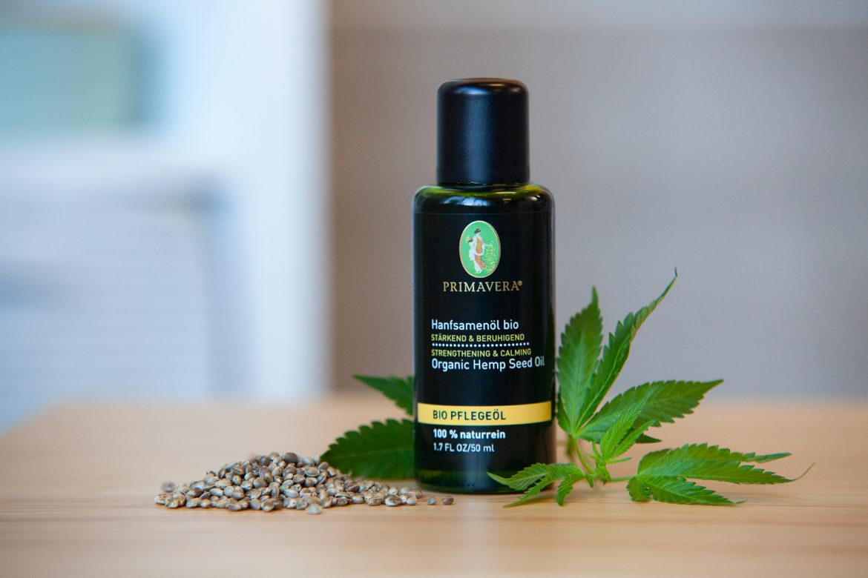 Trendpflanze Hanf: DIY-Rezepte für schöne und gesunde Haut