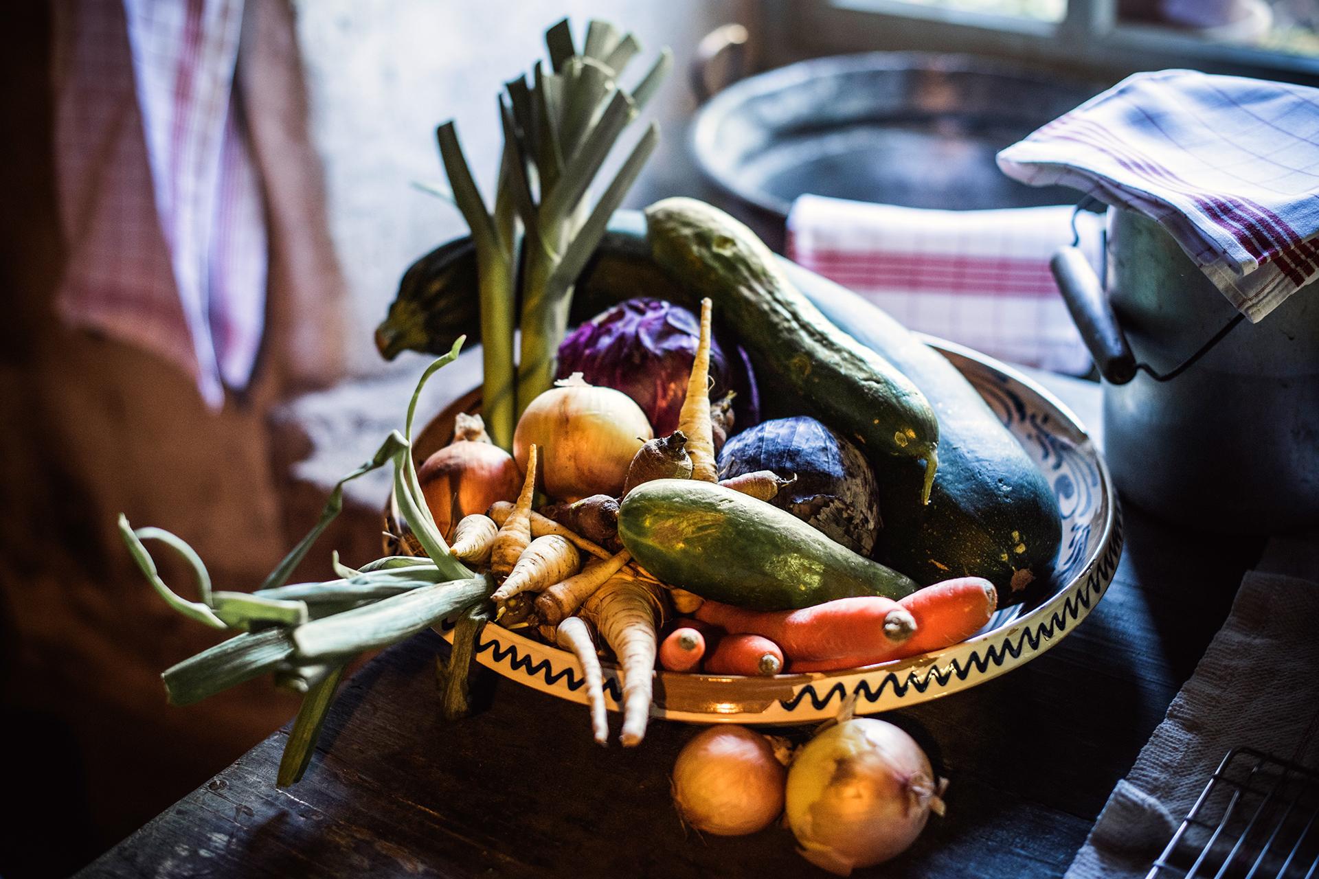 Die historischen Gemüsegärten der Schweiz 2