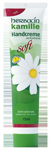 Herbacin kamille Handcreme soft