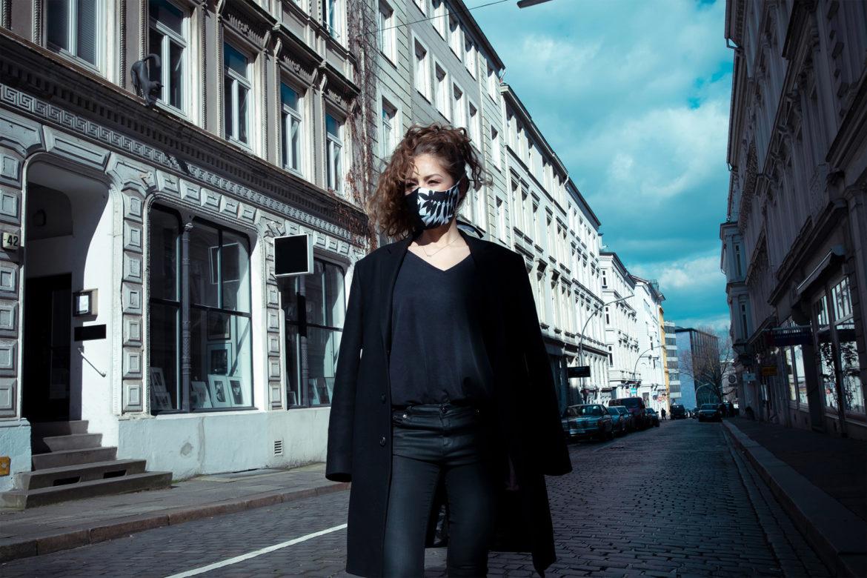 Masken und Maskennähsets von Frohstoff