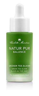 NATUR PUR BALANCE Grüner Tee-Elixier