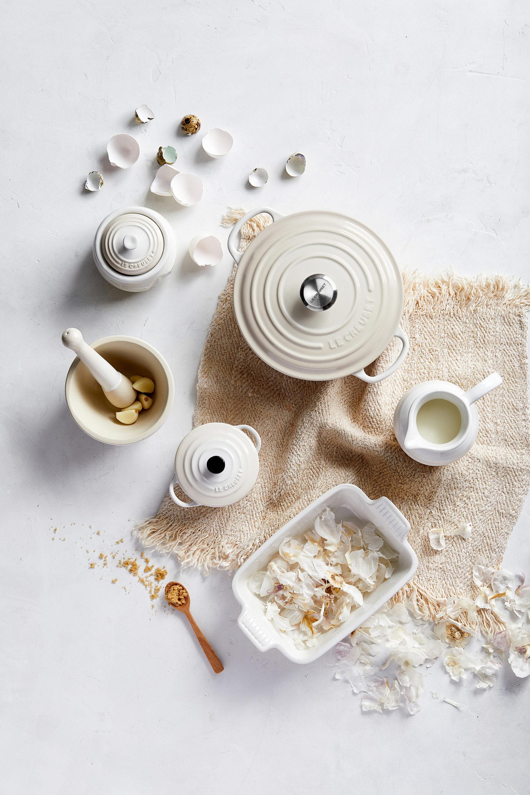 Mit Meringue macht die Zubereitung raffinierter Gerichte noch mehr Spaß