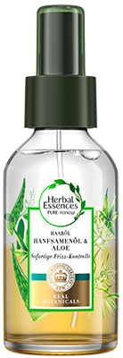 Herbal Essences PURE:renew Hanfsamenöl & Aloe Haaröl