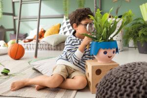Die Liebe zur Natur beginnt im Kinderzimmer