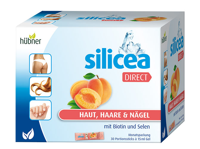 silicea DIRECT Aprikose