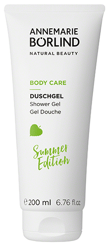 ANNEMARIE BÖRLIND BODY CARE DUSCHGEL Summer Edition