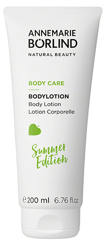 ANNEMARIE BÖRLIND BODY CARE BODYLOTION Summer Edition