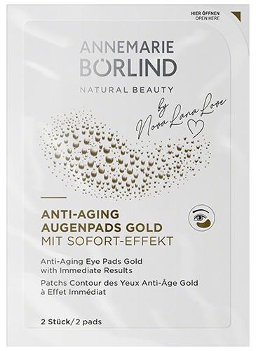 ANTI-AGING AUGENPADS GOLD MIT SOFORT-EFFEKT