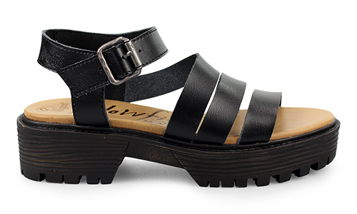 Blowfish Malibu Chunky Sandals »Erwyn« in Schwarz