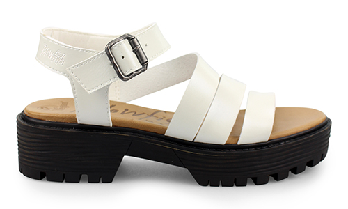 Blowfish Malibu Chunky Sandals »Erwyn« in Weiß