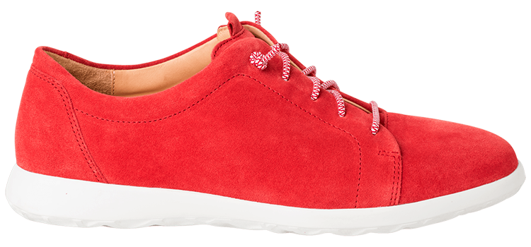 GANTER Sneaker GABBY red