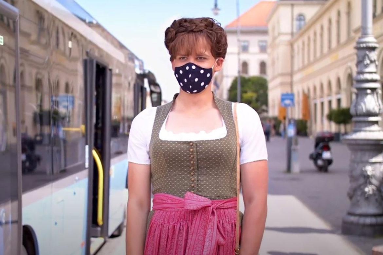 Is des a Gaudi! München Tourismus erklärt Abstandsregeln