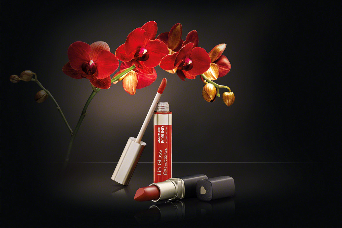 ANNEMARIE BÖRLIND Lippenstift red truffle