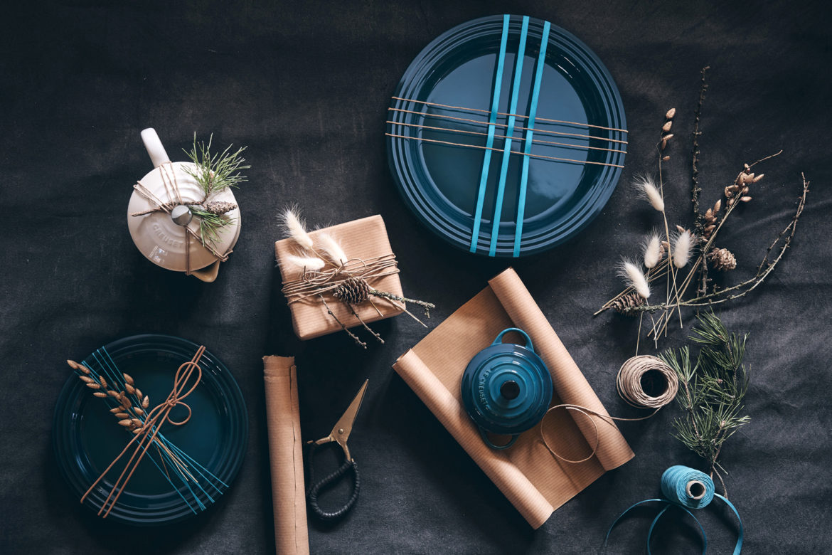 Christmas around the world mit Le Creuset