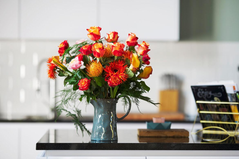 Fülle den Abstand mit Schönem – Mit Blumen den Abstand zu den Liebsten überwinden