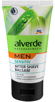 alverde NATURKOSMETIK MEN Sensitiv After Shave Balsam