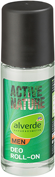 alverde NATURKOSMETIK MEN Active Nature Deo Roll-On