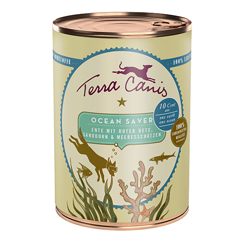 Terra Canis Save the Planet Ocean Saver